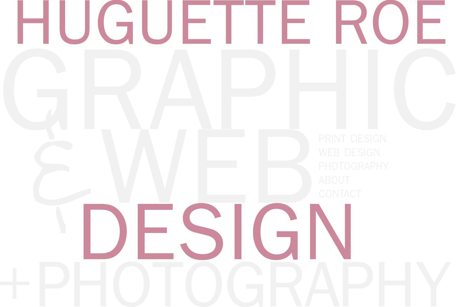 Huguette Roe Graphic Design